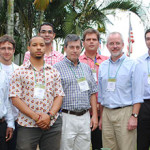 Group photo of Global Futures workshop participants in Cali