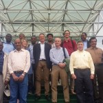 CIMMYT gathers partners to discuss biotic stress and crop model integration